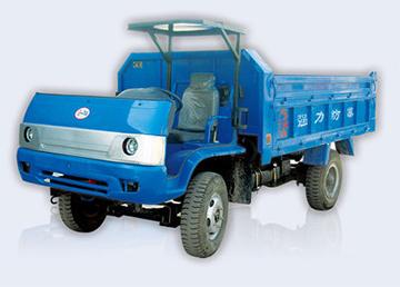 WC1.8J型国三标准防爆柴油机无轨胶轮车