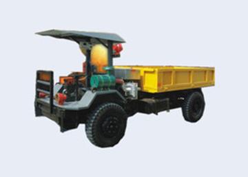 WC1.9J(A)防爆柴油机无轨胶轮车/煤矿用防爆