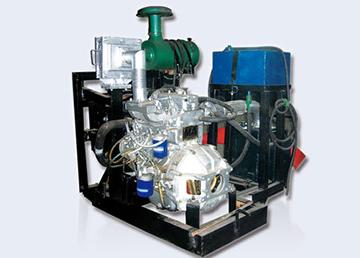 符合国三排放标准的QL2110DFB型矿用防爆柴油机