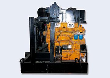 符合国三煤安标的QL4108DFB型矿用防爆柴油机