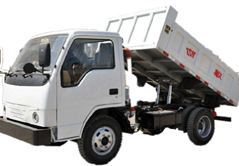 井下矿用WC1.9J型符合国三标准防爆胶轮车