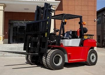 国三排放:CPCDB50型煤矿防爆叉车