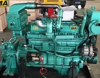 MA国三资质QL6105DZ防爆柴油机:煤矿矿井、