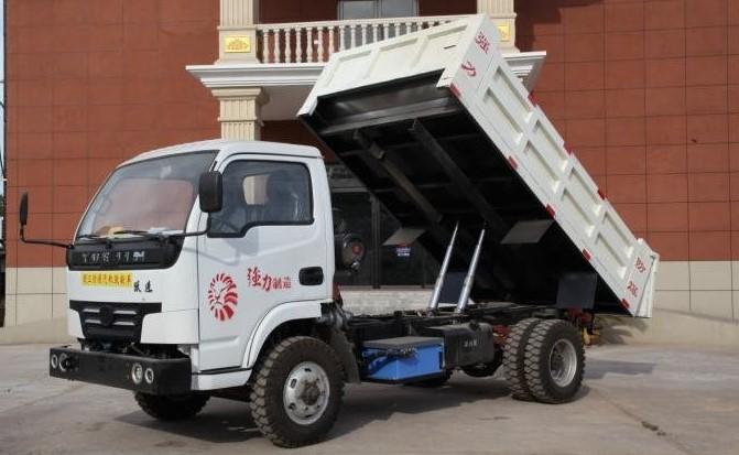 WC5J型国三防爆柴油机无轨胶轮车